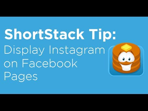 how to add instagram to facebook page tab