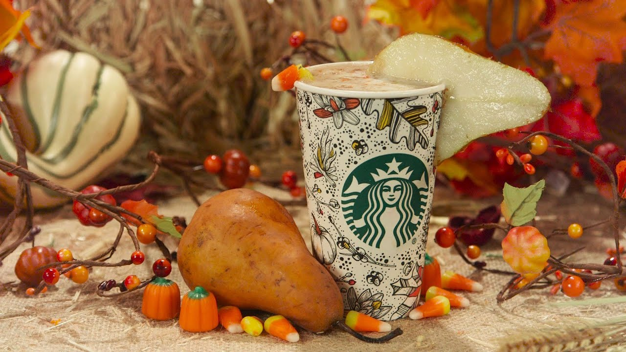 Fall Drinks At Starbucks