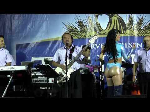 Agua Marina - Vuelve Palomita (En Vivo)