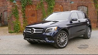 2016 Mercedes Benz GLC 300 FIRST DRIVE REVIEW(, 2015-11-02T16:00:00.000Z)