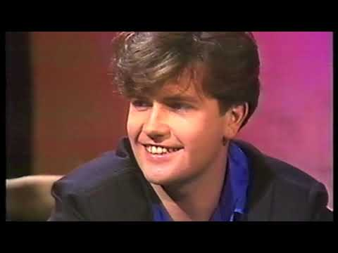 Simple Minds - RARE NZ interview (1986)