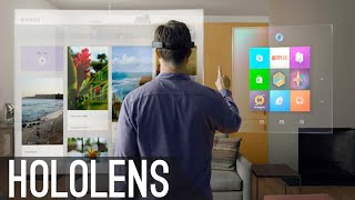 Microsoft Hololens Explained! - The Future Of Computing.