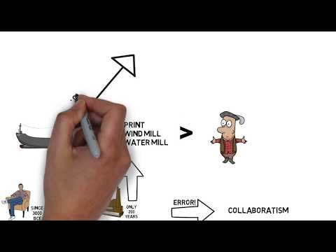 THE ZERO MARGINAL COST SOCIETY BY JEREMY RIFKIN ANIMATED SUMMARY AND BOOK REVIEW