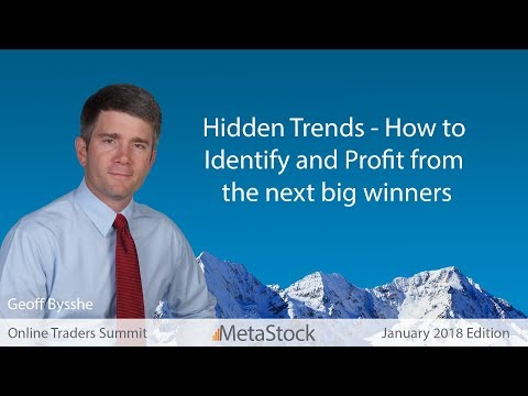 Hidden Trends - How to Identify and Profit from the Next Big Winners