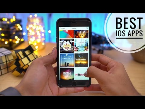 Best iOS Apps You Must Try ! (2016)