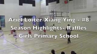 Ariel Loiter Xiang Ying 2013 - Rgps South Zone Highlights Clip
