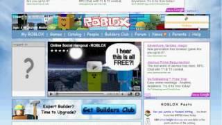 Roblox - Woohoo I'm ROBLOX