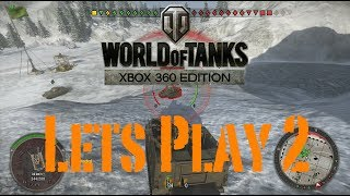 World of Tanks Xbox 360 Edition: Lets play #2 /w Rush Assault