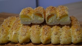 Сдобные Булочки - Сайки с Заварным Кремом | Buns with custard