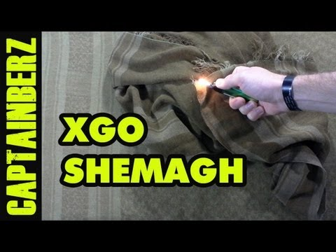 XGO Shemagh (USA Made!)