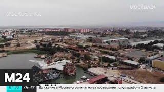Актуальные новости России за 31 июля: экраноплан \