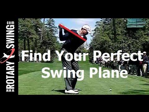 Matt Kuchar Swing Review: 2013 One Plane Golf Swing