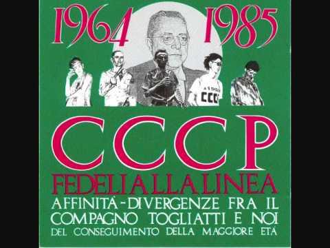 CCCP Fedeli Alla Linea Socialismo E Barbarie
