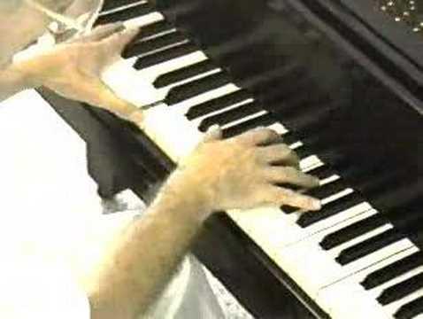 Earl Hines Lesson - Dick Hyman
