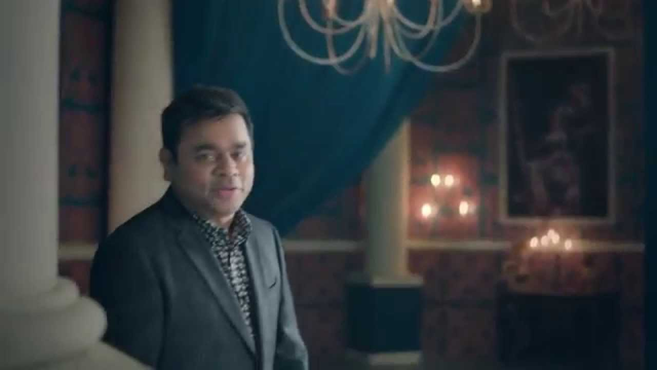 OWN THE BEST - AR Rahman in Sulthan Diamonds & Gold Commercial - YouTube