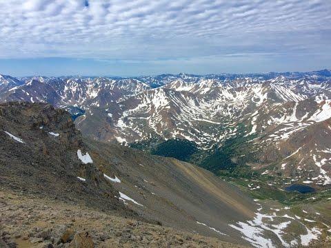 Mt. Massive - Colorado 14er Dayhike