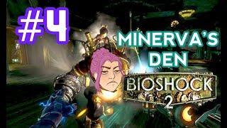 Bioshock 2 Remastered - Minerva's Den #4 - ENDING