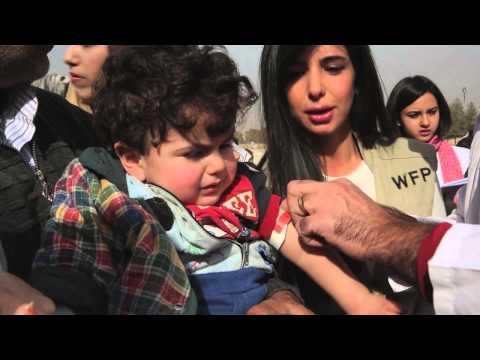 Syria: Food Aid Getting Through, But Some Areas Still Cut Off