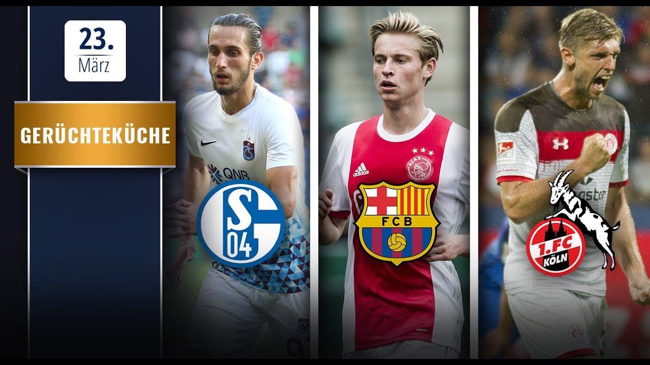 Schalke 04 News Gerüchteküche