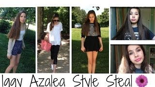 Iggy Azalea Style Steal | Hair, Makeup + 3 Outfits Thumbnail