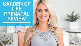 Garden of Life Raw Prenatal Review
