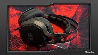 Cooler Master MasterPulse MH530 - Ciekawe słuchawki dla wymagających