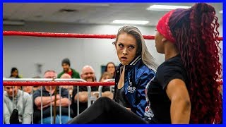 Ava Everett vs. Tasha Steelz (Women's Championship Match), Verna vs AG - ELEVATED Ep. 38 (Chaotic)