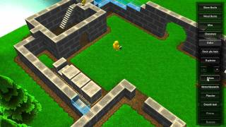 Castle Story - first demonstration