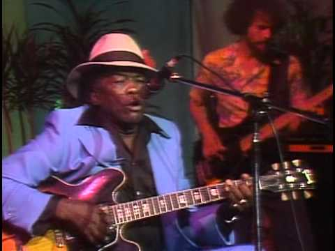 John Lee Hooker - Live In Montreal