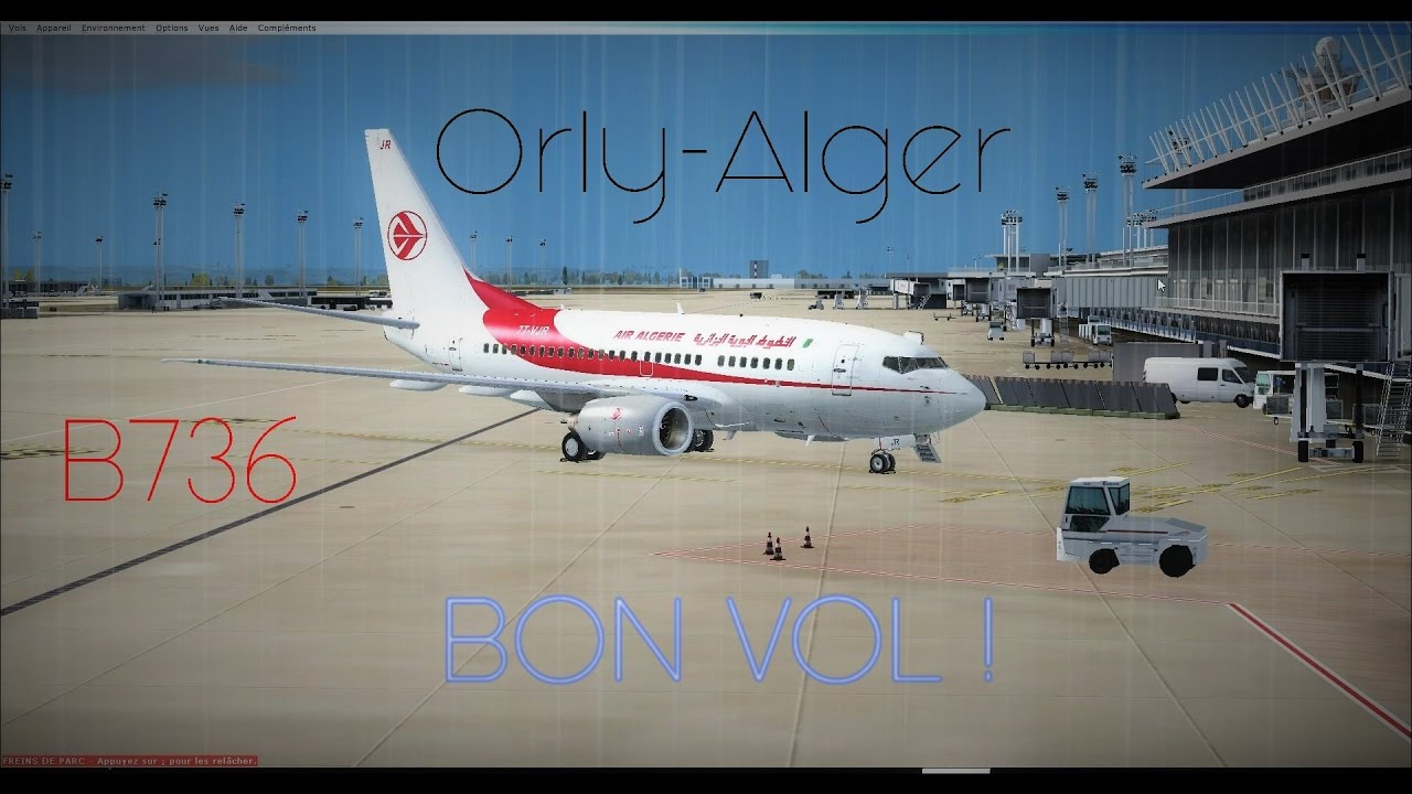 AIR ALGERIE TÉLÉCHARGER 737 FSX 600