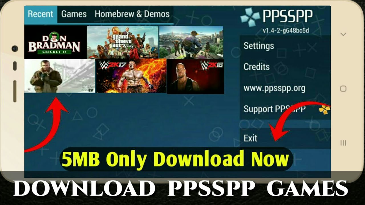 Download all your favourite ppsspp games in android for free on.