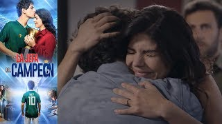 ¡Rey sorprende a Tita con un departamento! | La jefa del campeón - Televisa