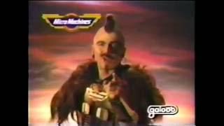 Micro Machines ads, 1989