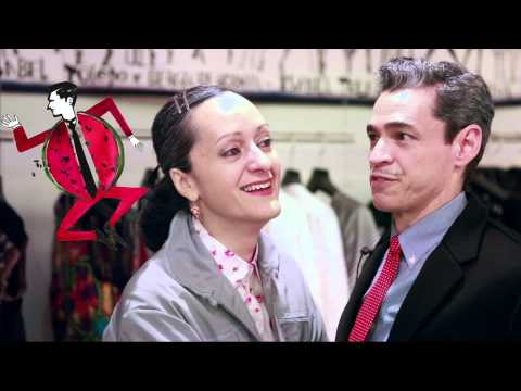 5 Questions with Isabel and Ruben Toledo