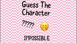 Guess The Miraculous Character From A Zoomed Photo **IMPOSSIBLE**!!!!!