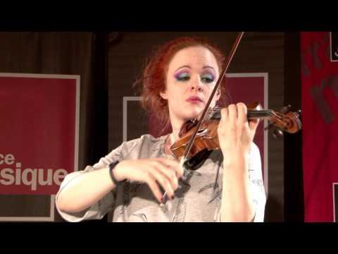 Franck : Sonate pour violon et piano, par Rachel Kolly d'Alba et Christian Chamorel