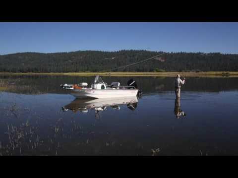 Lake Davis Fly Fishing