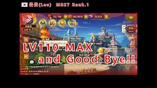 Magic Rush Leo : LV110 max and Good Bye MR screenshot 3