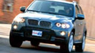 2009 BMW X5 xDrive 35d | Track Tested | Edmunds.com