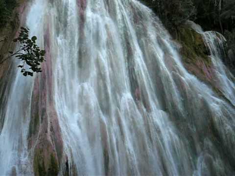 El Limon Waterfall - Dominican Republic