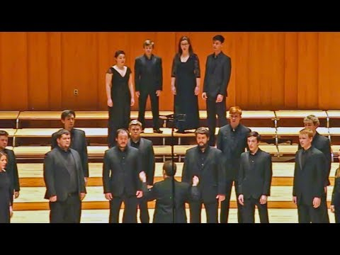 Benjamin Britten - A Hymn to the Virgin | Live from Salt Lake City | NYCGB