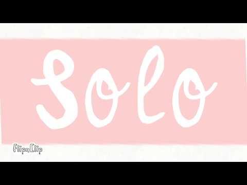 Solo meme background【PLEASE CREDIT ME】