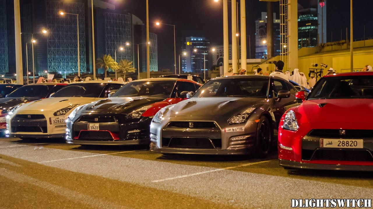 Cars And Karak Gathering In Qatar Youtube