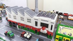 LEGO city update - Octan Factory MOC is in! Mar. 31, 2017