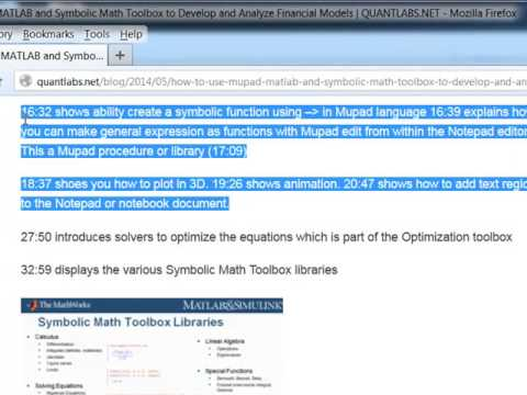 Is Matlab Symbolic Math Toolbox Faster And More Precise Than Numeric