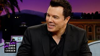 Seth MacFarlane's Middle Name Has an Interesting Origin