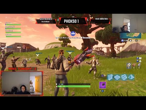 fortnite master overlay