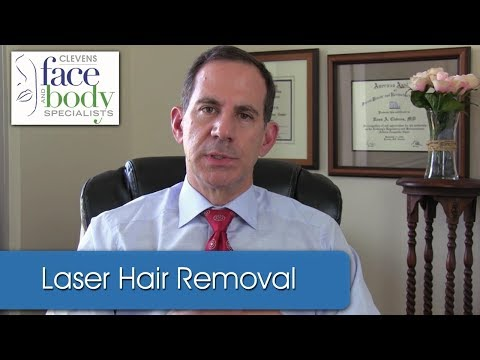 Dr. Clevens | How long does laser hair removal last?
