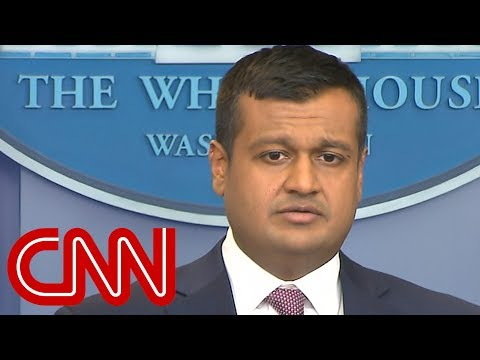 WH on Porter allegations: We could have done better