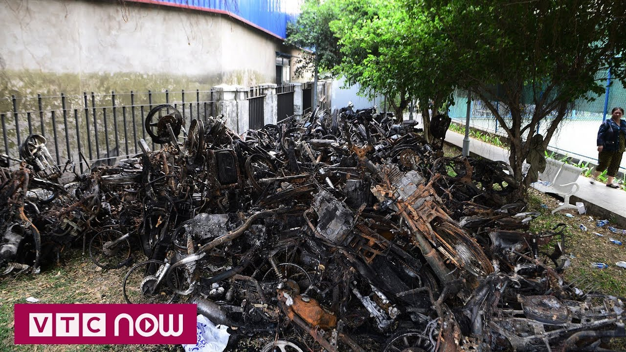 Cư dân Carina vất vả tìm xe cháy để được bảo hiểm  | VTC1